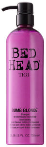 TIGI Bed Head Dumb Blonde Shampoo, 25.36 oz