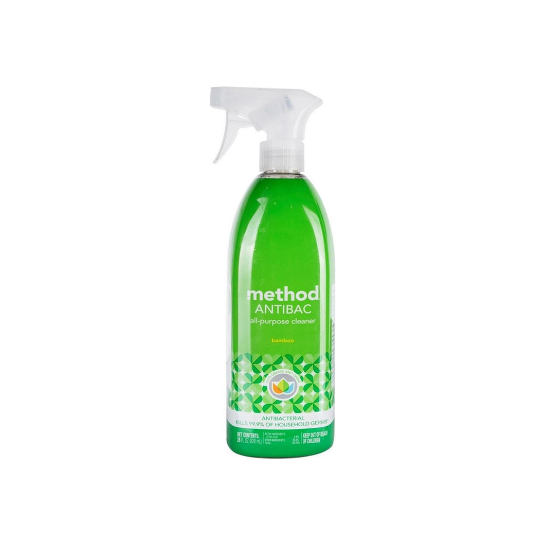 Method Antibac All Purpose Cleaner, Bamboo 28 oz