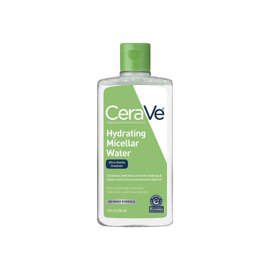 CeraVe Hydrating Micellar Water Ultra Gentle Cleanser 10 oz