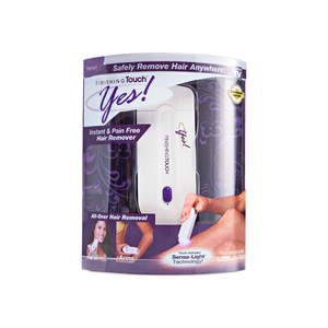 Finishing Touch Yes! All Over Hair Remover 1 ea