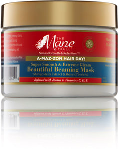 The Mane Choice A-maz-zon Hair Day Beautiful Beaming Mask 12 oz