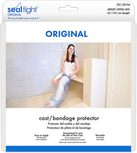 Seal-Tight Leg Cast Protector Large Long Polyvinyl 1 ea