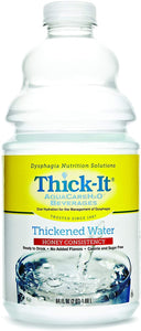 Thick-It AquaCareH20 Thickened Water, 64 oz, 4 Count