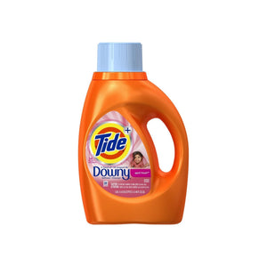 Tide Downy Liquid Laundry Soap, April Fresh 46 oz
