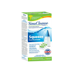 SinuCleanse Squeeze Nasal Wash 1 Each