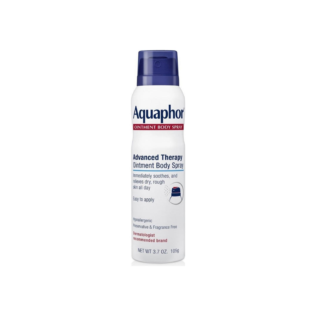 Aquaphor  Advanced Therapy Ointment Body Spray 3.72 oz