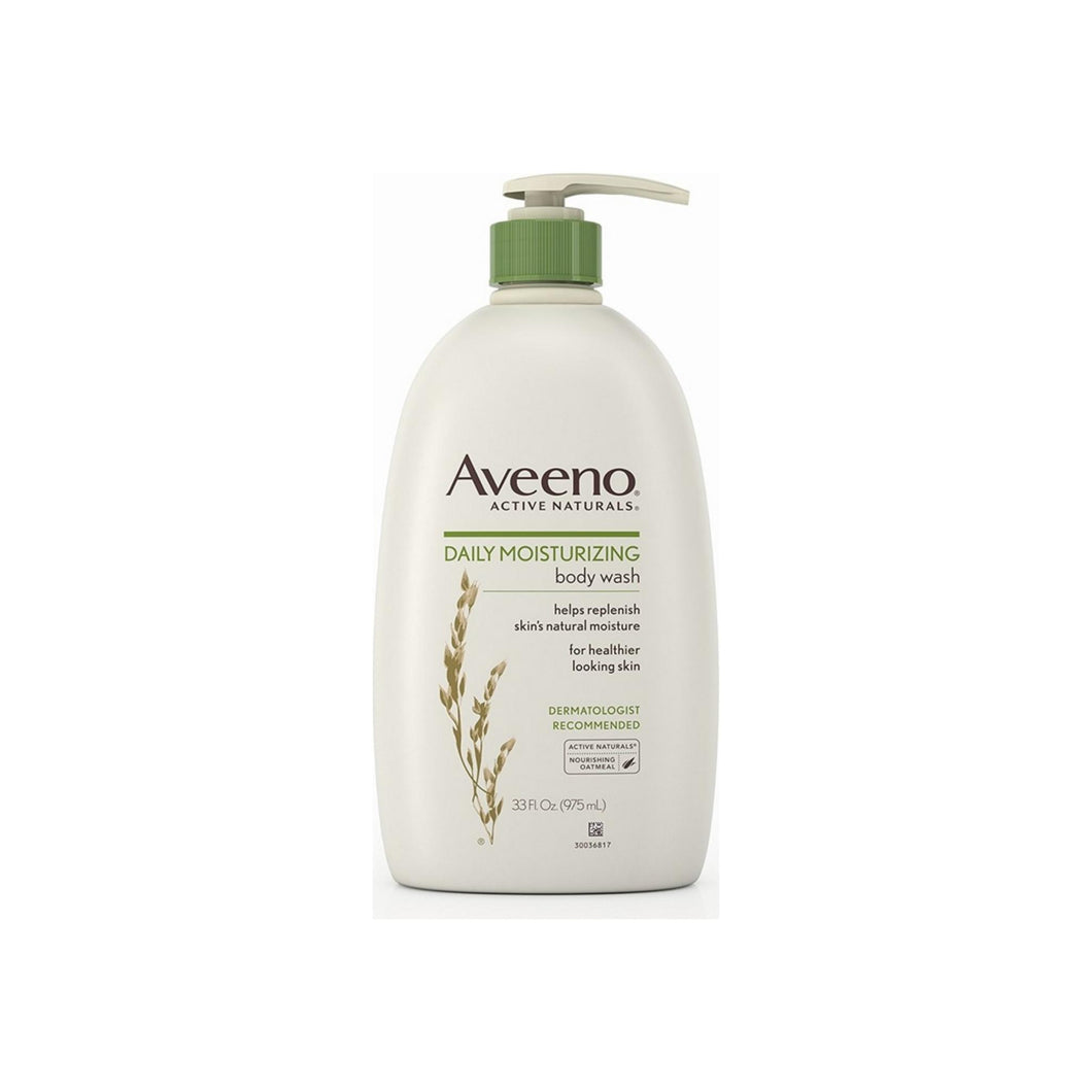 AVEENO Daily Moisturizing Body Wash 33 oz