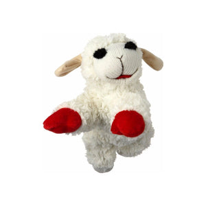 Multipet International Lamb Chop Dog Toy 1 ea