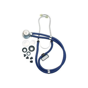 "Graham Field  Sprague Rappaport-Type Stethoscope 22"" Blue 1 ea"