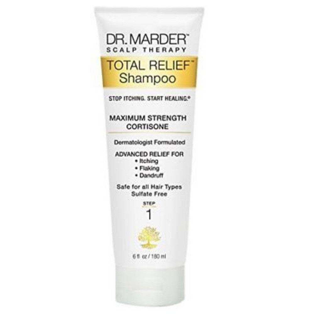 Dr. Marder  Dermatologist Formulated Anti-Dandruff Shampoo with Hydrocortisone 6 oz
