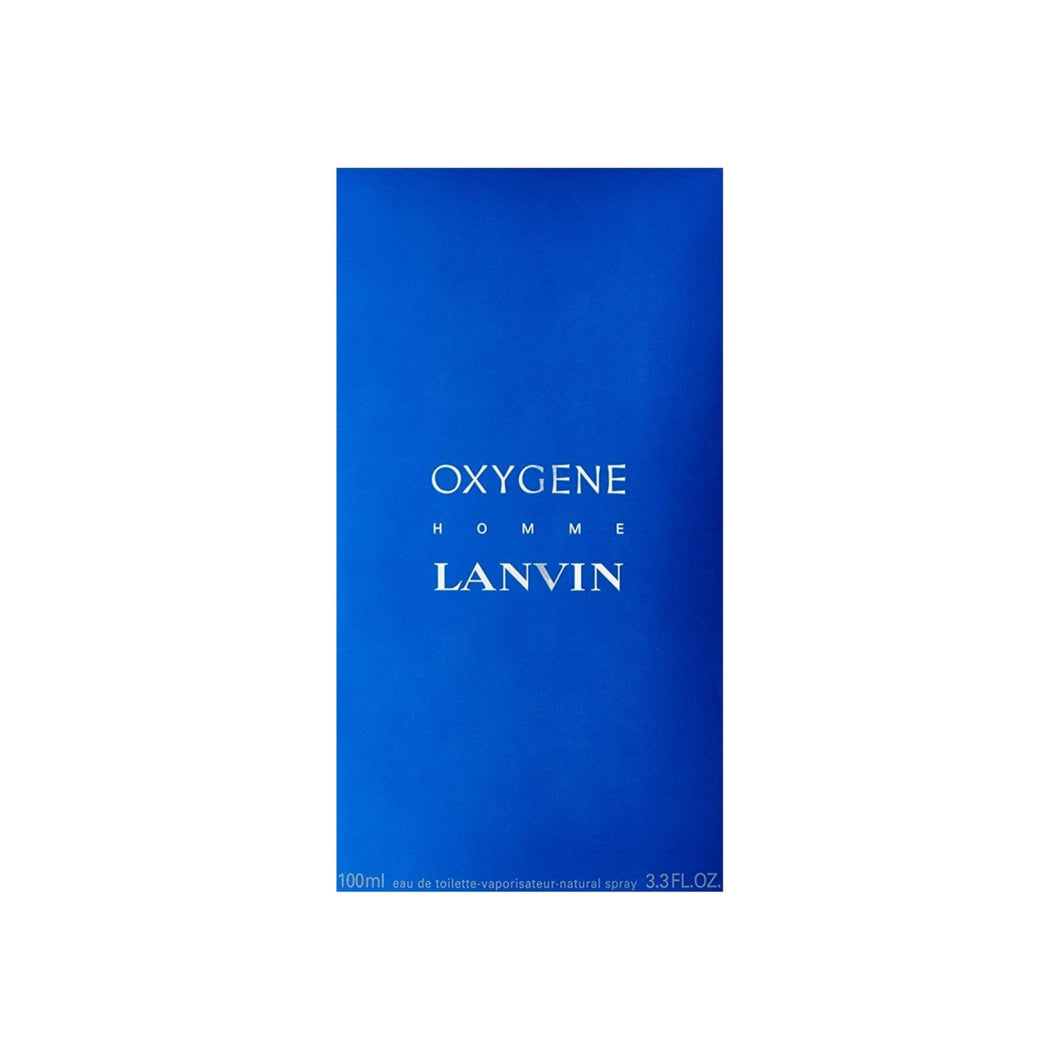Lanvin Oxygene  Eau De Toilette Spray For Men 3.3 oz