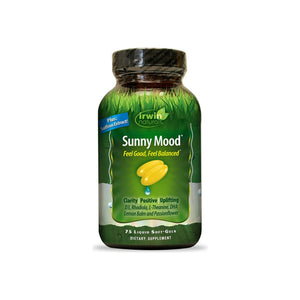 Applied Nutrition Irwin Naturals Sunny Mood, Softgels 75 ea