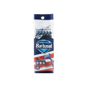 Barbasol Pivot Twin Premium Disposable Razor 10 ea