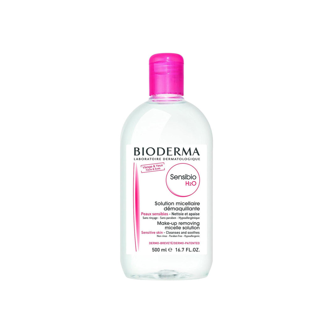 Bioderma  Sensibio H20 Make Up Removing Solution 16.7 oz