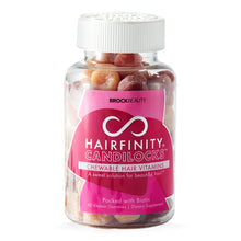 Load image into Gallery viewer, Hairfinity Candilocks Chewable Hair Vitamins 60 Gummies