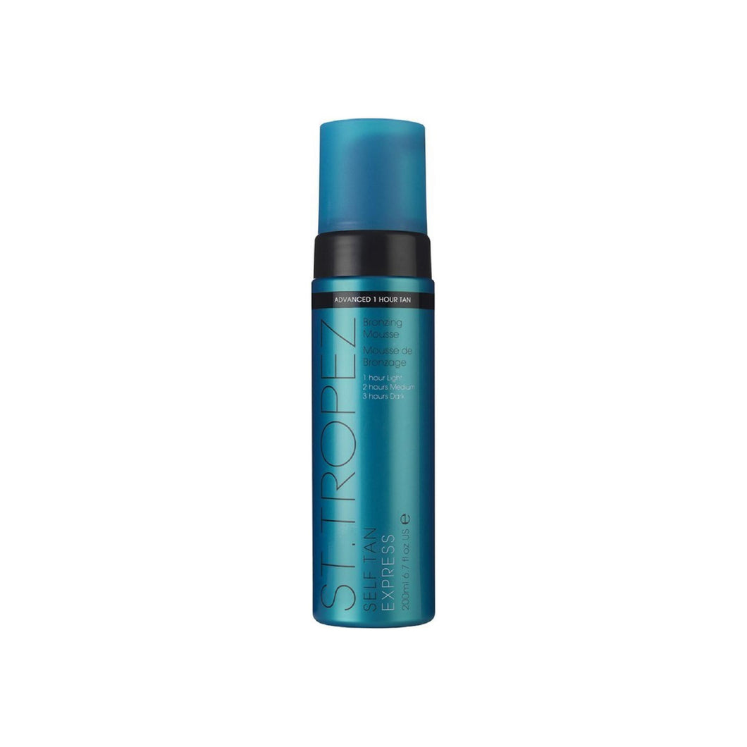 St. Tropez Self Tan Express Advanced Bronzing Mousse 6.7 oz