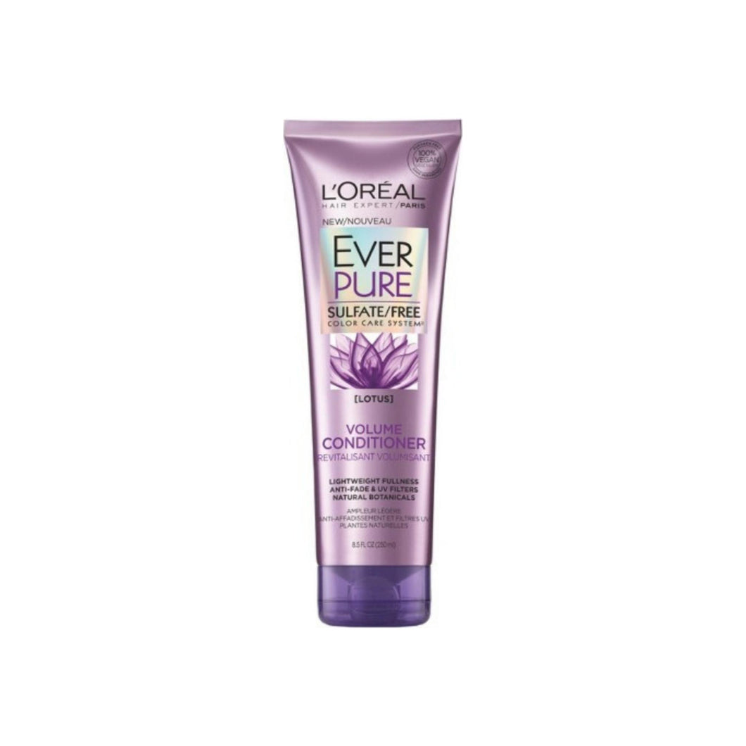 L'Oreal Paris EverPure Sulfate-Free Color Care System Rosemary Volume Conditioner 8.5 oz