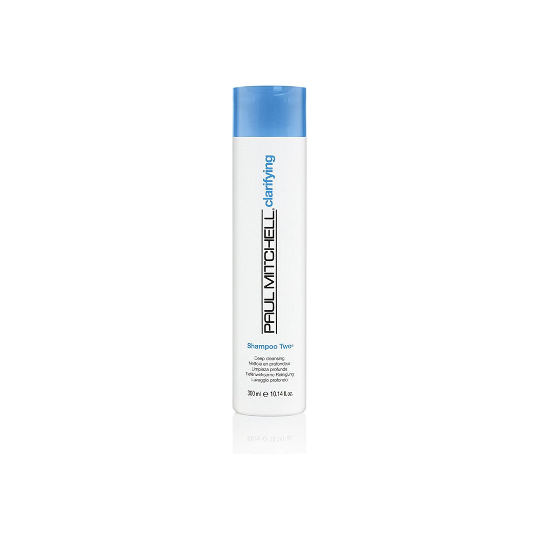 Paul Mitchell Shampoo Two, Deep Cleaning Clarifying 10.14 oz