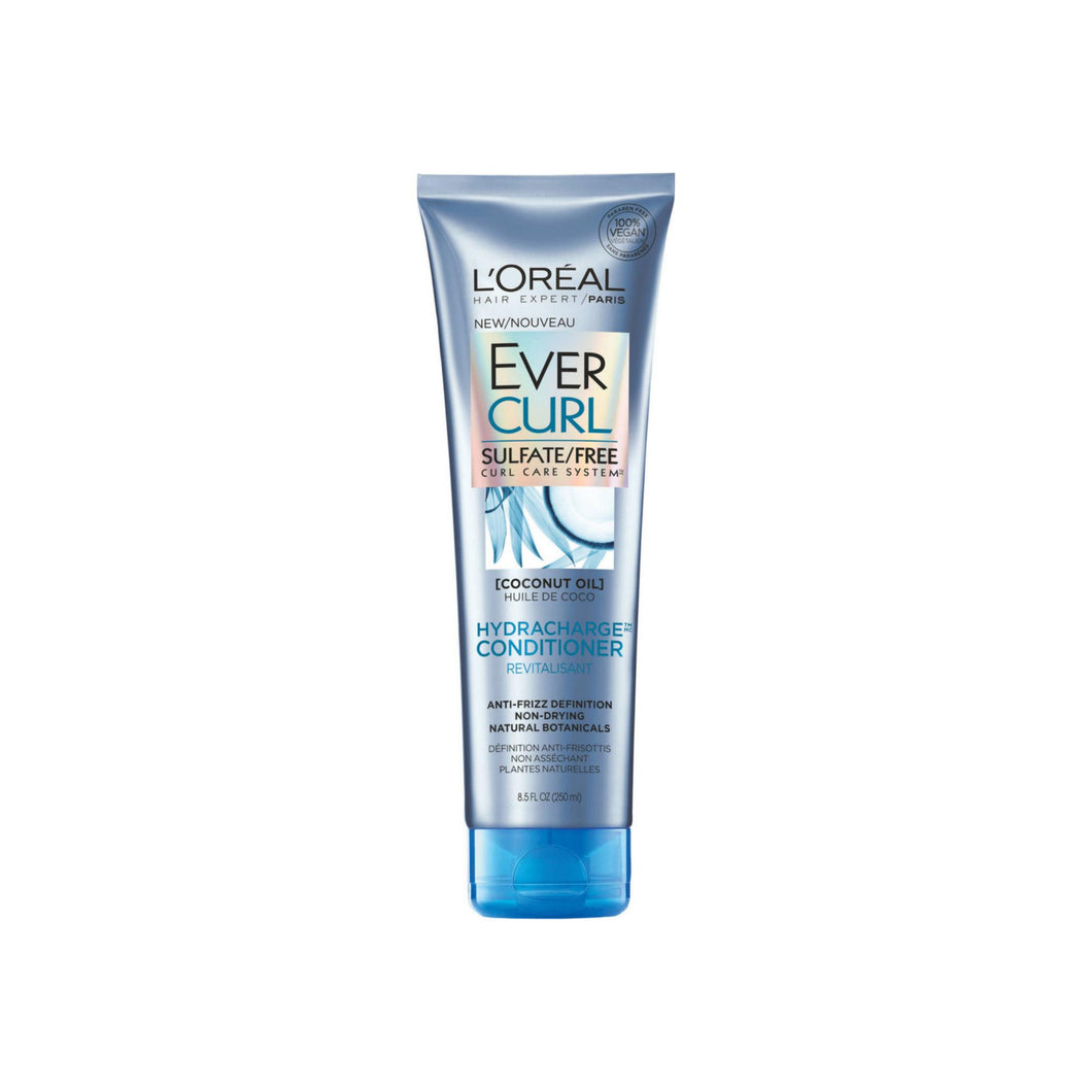 L'Oreal Paris EverCurl Hydracharge Conditioner 8.5 oz