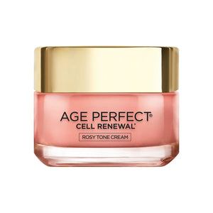 L'Oreal Age Perfect Cell Renewal Rosy Tone Moisturizer 1.7 oz