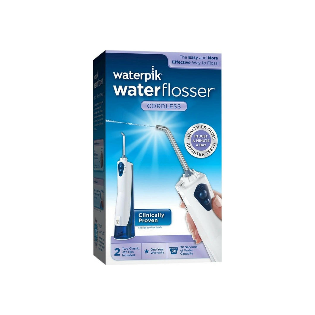 Waterpik Cordless Dental Water Jet WP-360W 1 Each