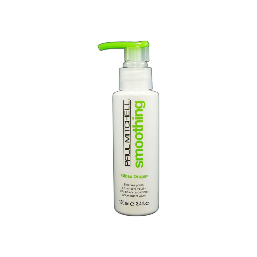Paul Mitchell Smoothing Gloss Drops Frizz Free Polish 3.4 oz