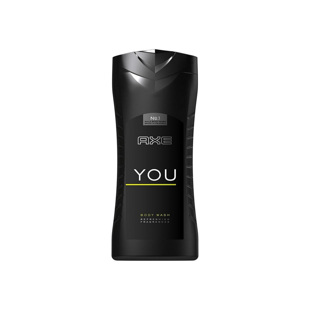Axe Body Wash for Men, You 16 oz