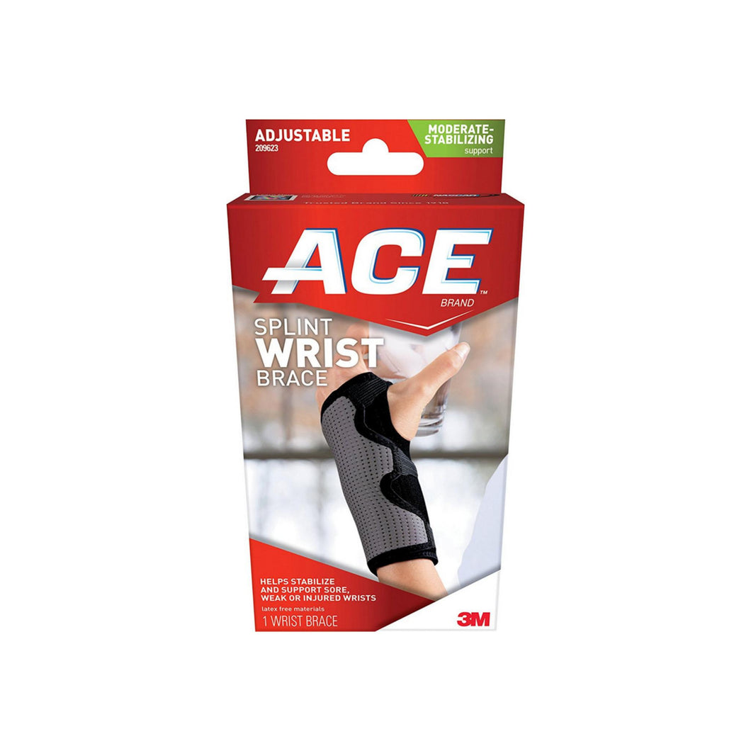 ACE Comfortable Adjustable Neoprene Wrist Support, Mild 1 ea