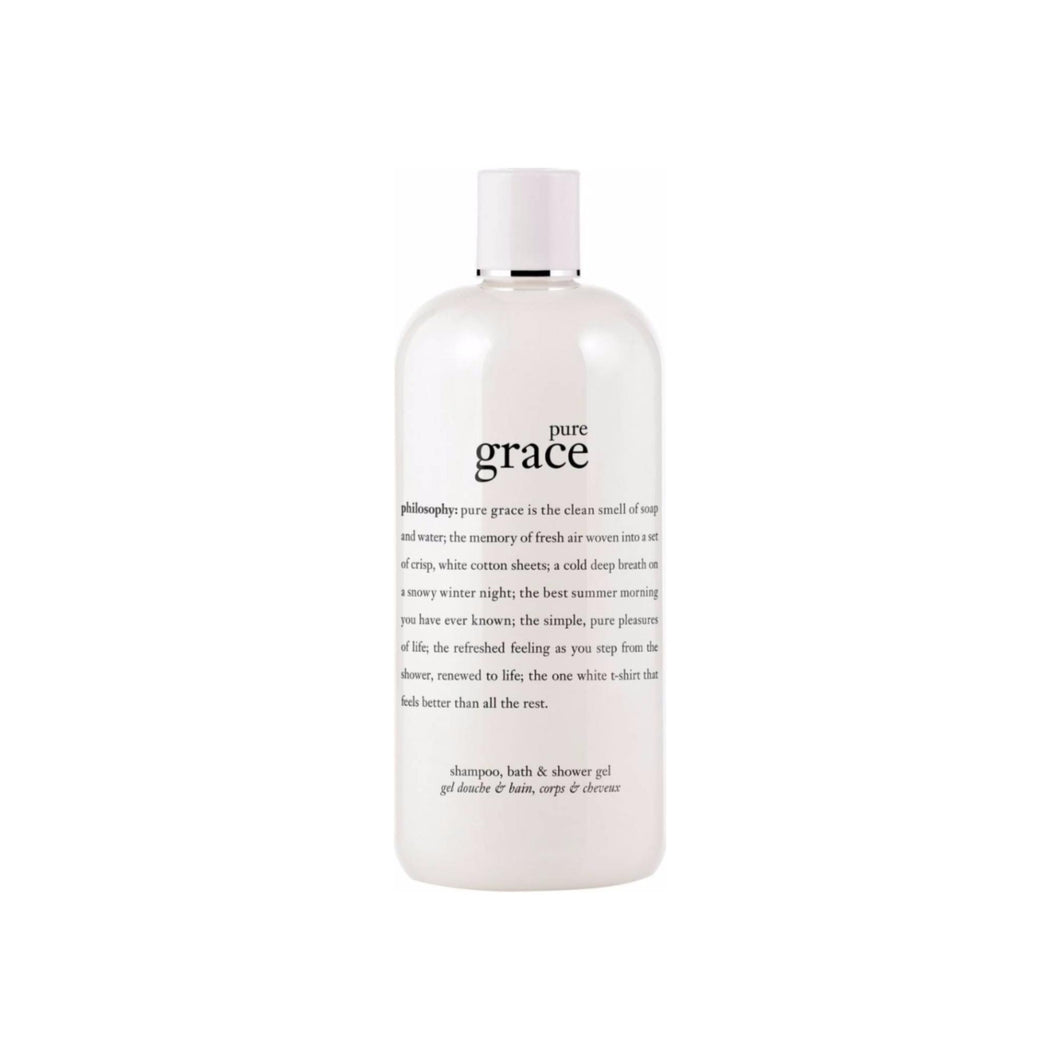 Philosophy  Pure Grace Shampoo, Bath & Shower Gel Shower Gel 16 oz