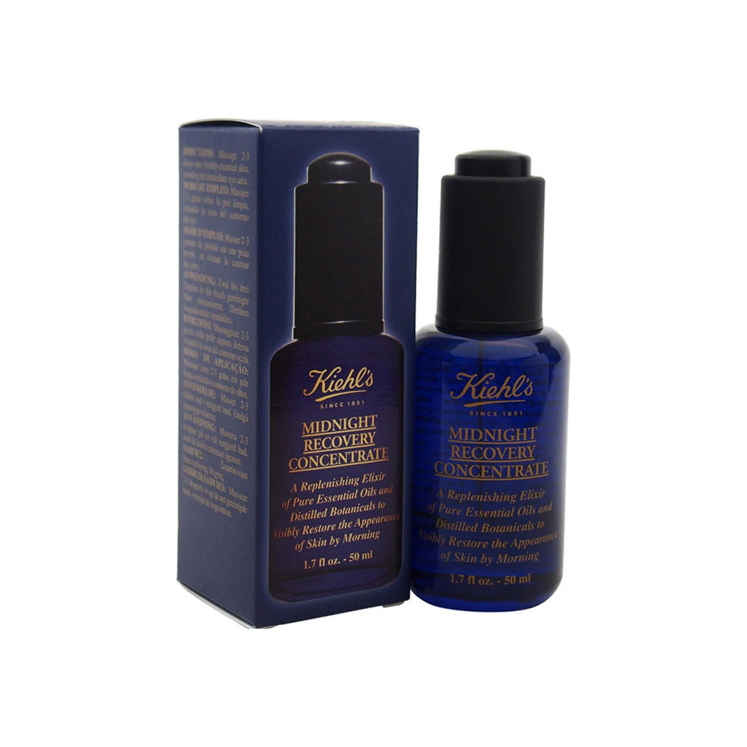 Kiehl's Midnight Recovery Concentrate for Unisex 1.7 oz