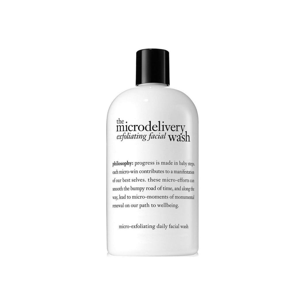 Philosophy The Microdelivery Exfoliating Facial Wash 16 oz