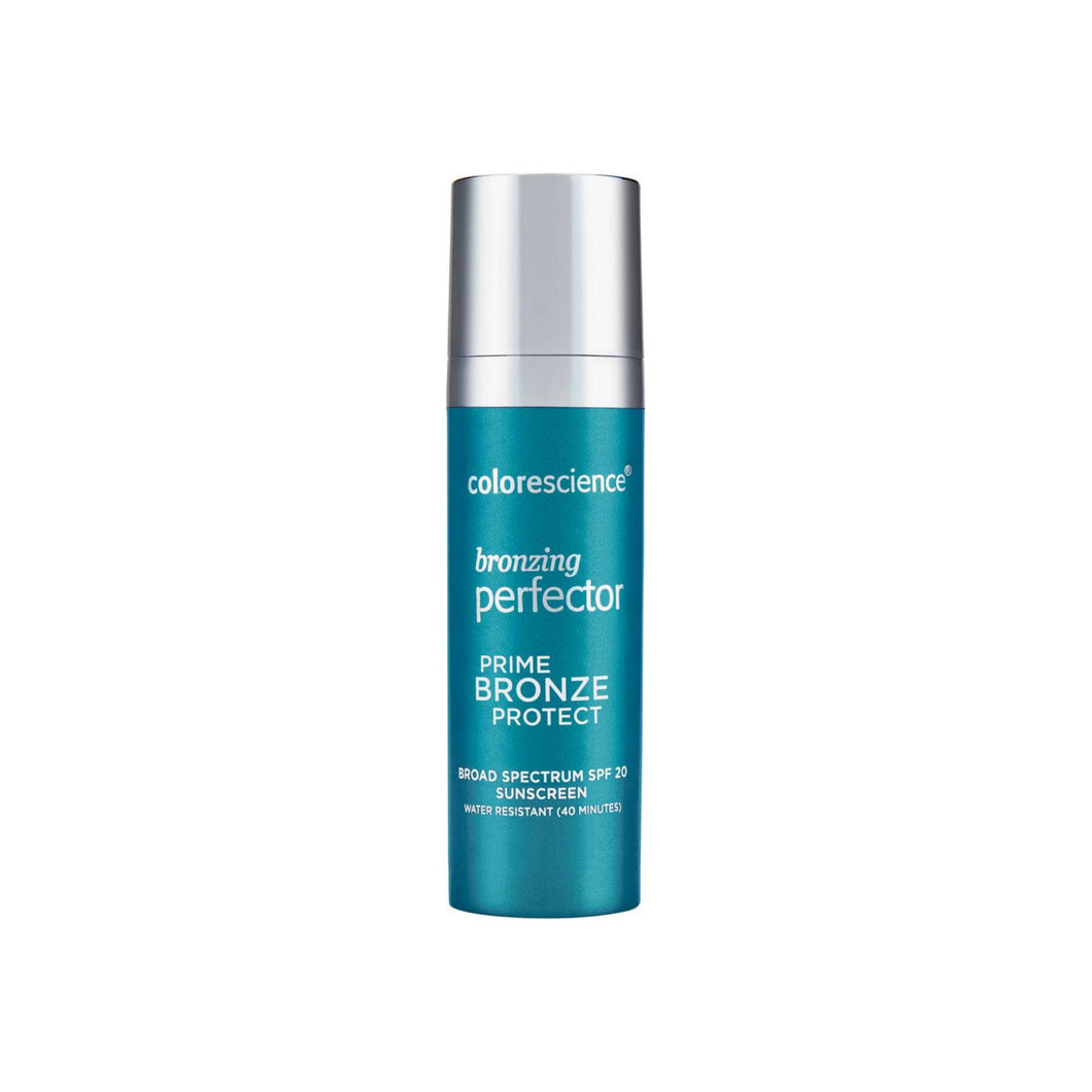Colorescience Bronzing Perfector Face Primer SPF 20  1 oz