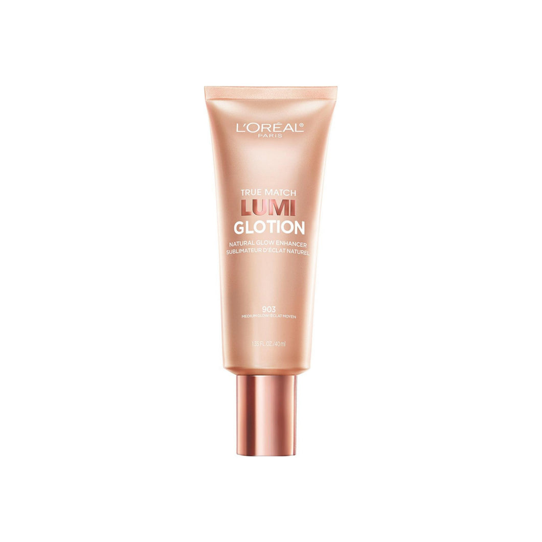 L'Oreal Paris Cosmetics True Match Lumi Glotion Natural Glow Enhancer, Medium 1.35 oz