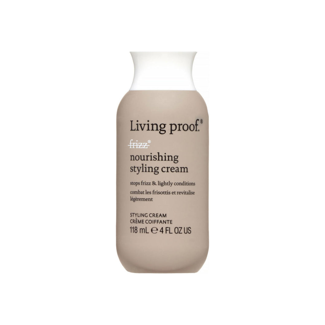 Living Proof No Frizz Nourishing Styling Cream 4 oz