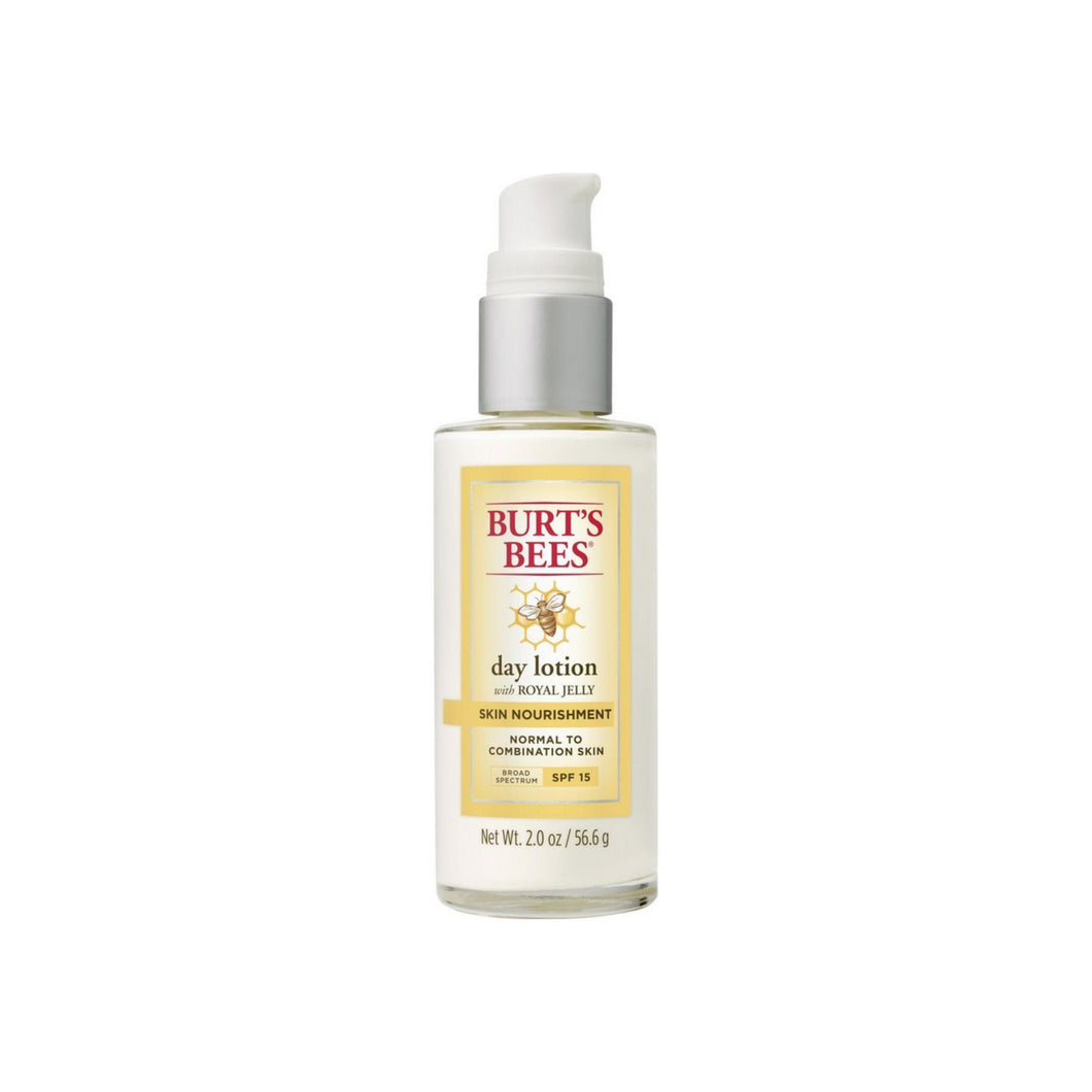 Burt's Bees Skin Nourishment Day Lotion with SPF 15 2 oz