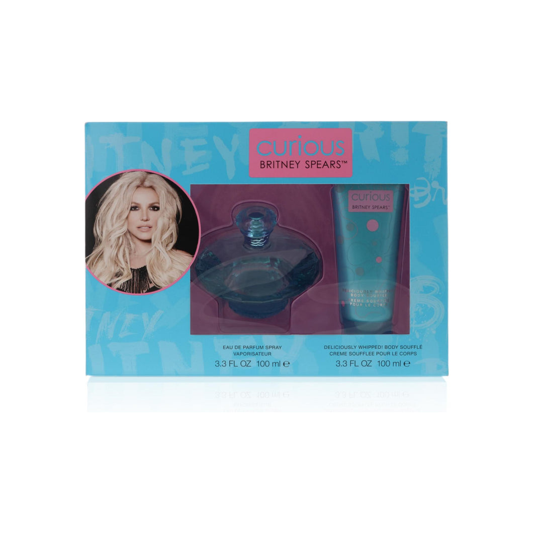 Britney Spears Curious Ladies Gift Set 1 ea
