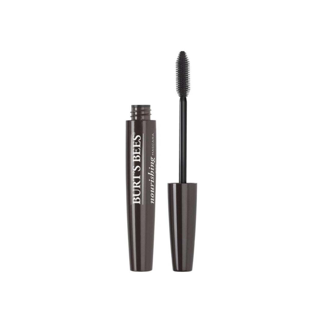 Burt's Bees Natural Nourishing Mascara, Classic Black 0.4 oz