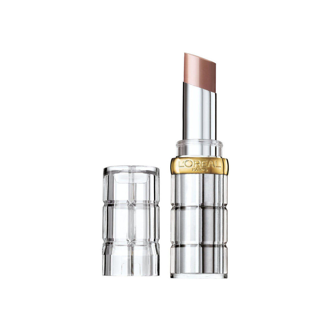 L'Oreal Colour Riche Shine Lipstick, Dazzling Doe 0.1 oz