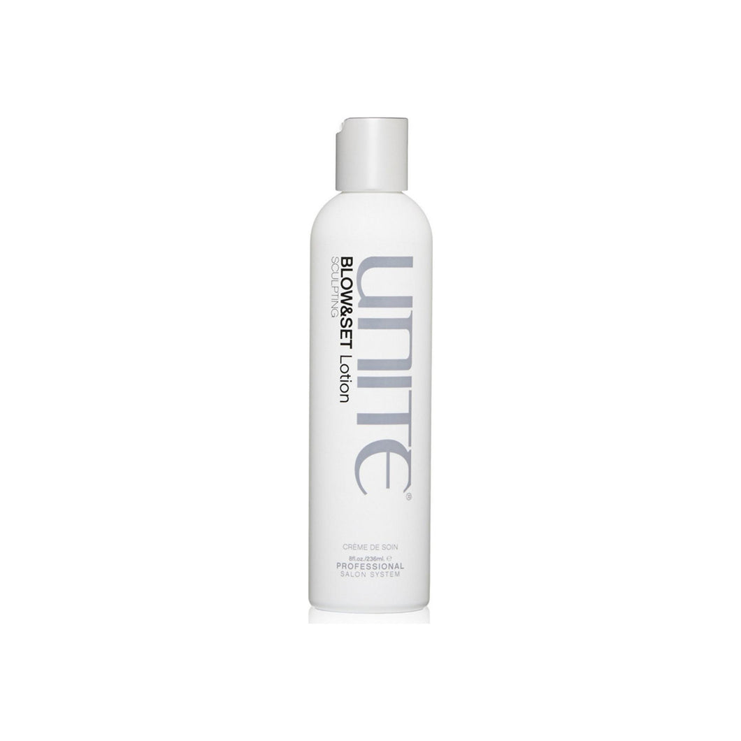 UNITE Blow & Set Lotion 8 oz