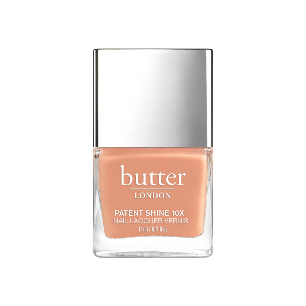 Butter London Patent Shine 10x Nail Lacquer, Tea With The Queen 0.4 oz