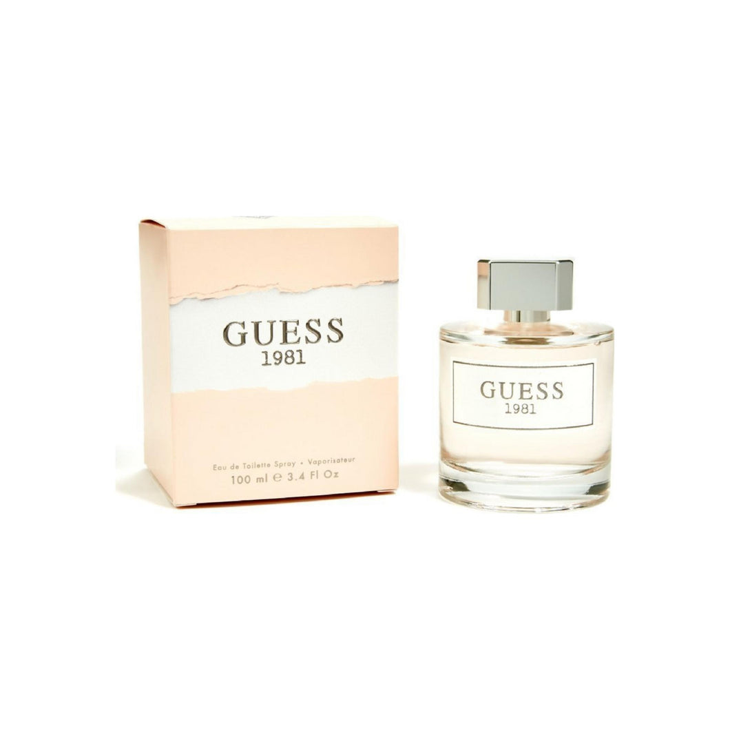 Guess Women's 1981 Eau De Toilette Spray 3.4 oz