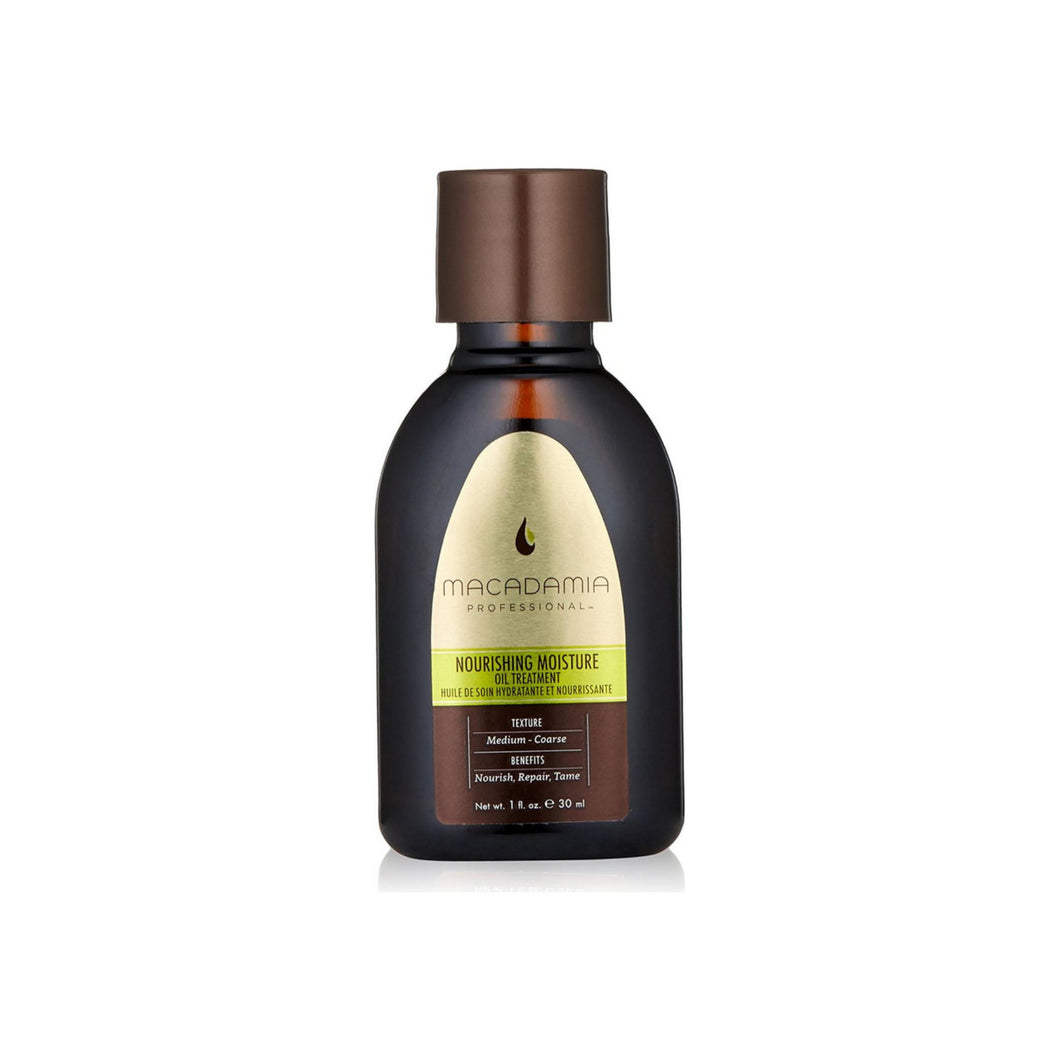 Macadamia Professional Nourishing Moisture Oil Treatment 1 oz