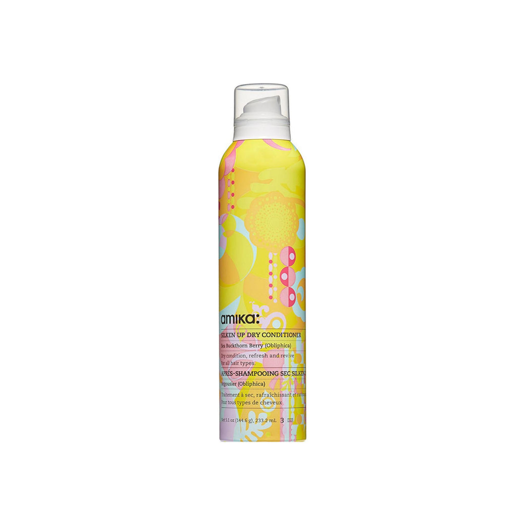 Amika Silken Up Dry Conditioner Hair Spray 5.1 oz