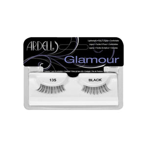 Ardell Fashion Lashes - Natural Lashes  [135] Black 1 Pair