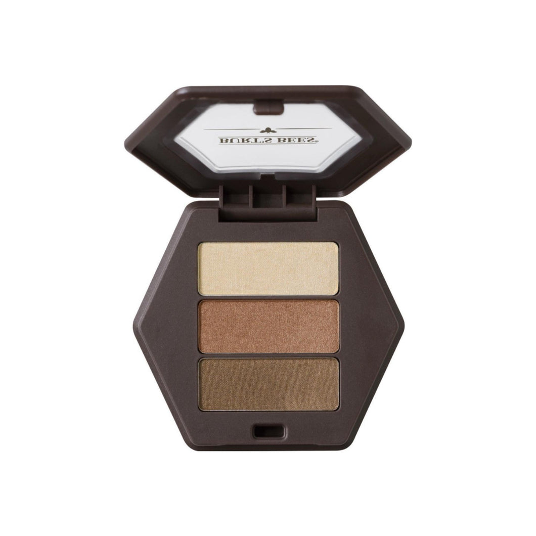 Burt's Bees 100% Natural Eye Shadow Palette, Blooming Dessert  0.12 oz