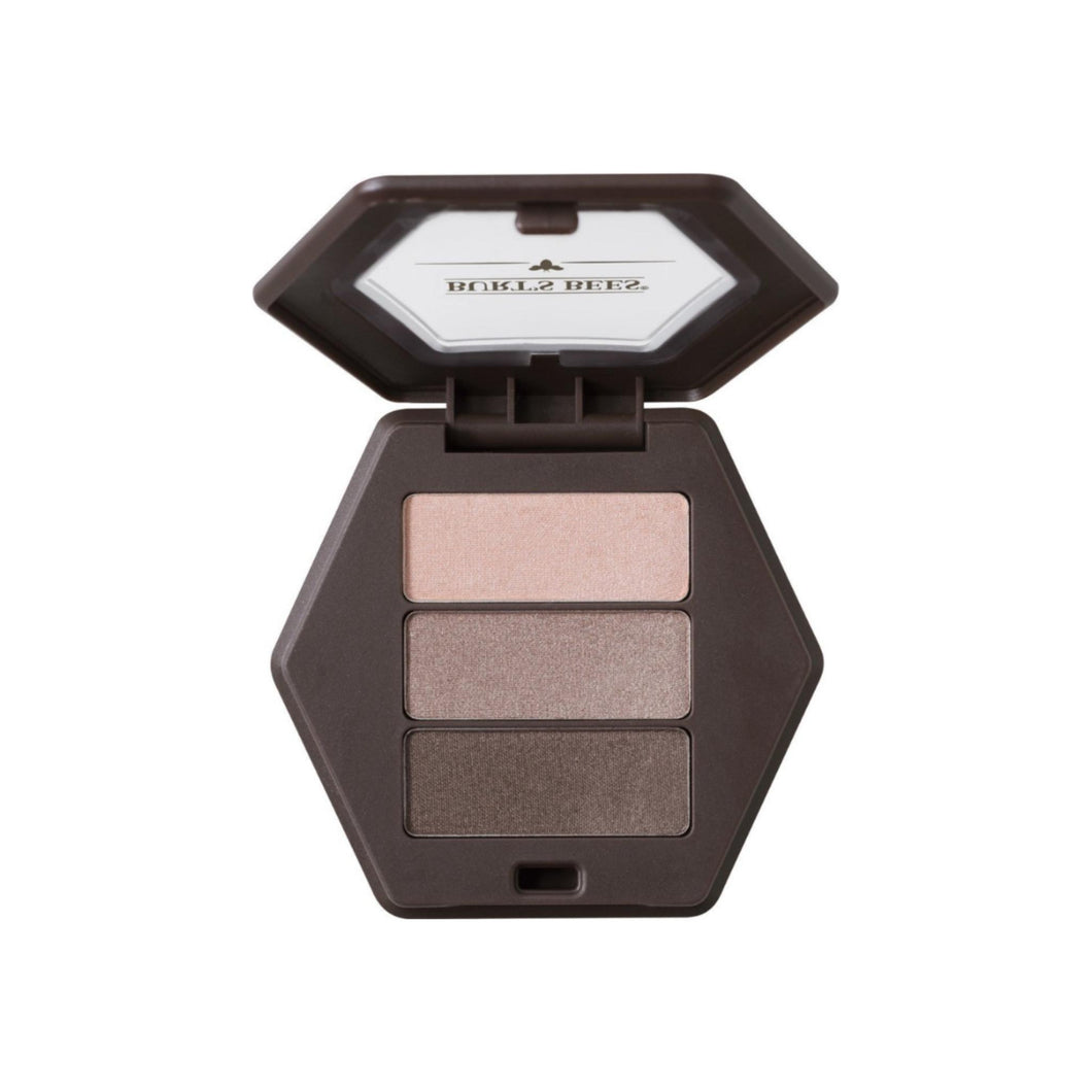 Burt's Bees 100% Natural Eye Shadow Palette, Shimmering Nudes 0.12 oz