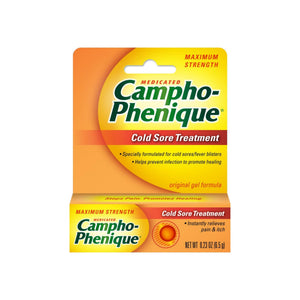 Campho-Phenique Cold Sore Treatment 0.23 oz
