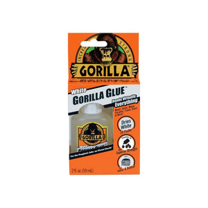 Gorilla Glue White Gorilla Glue, White 2 oz