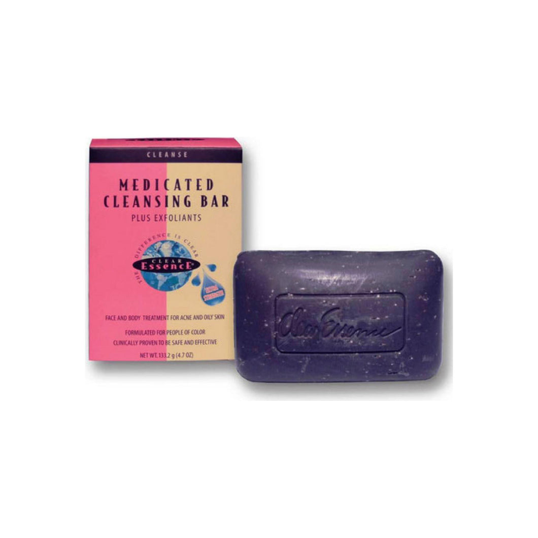 Clear Essence Medicated Cleansing Bar plus Exfoliants 4.7 oz