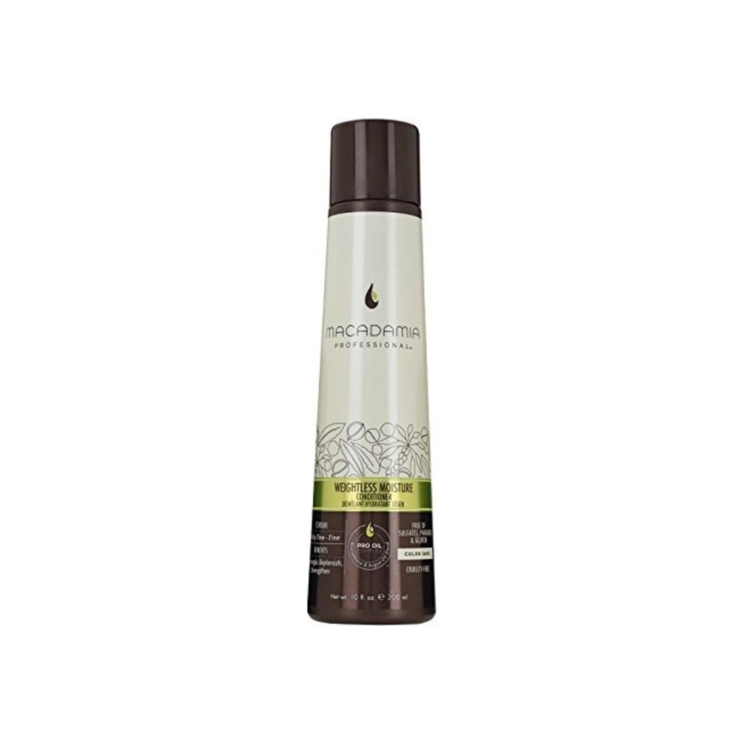 Macadamia Weightless Moisture Conditioner 10 oz